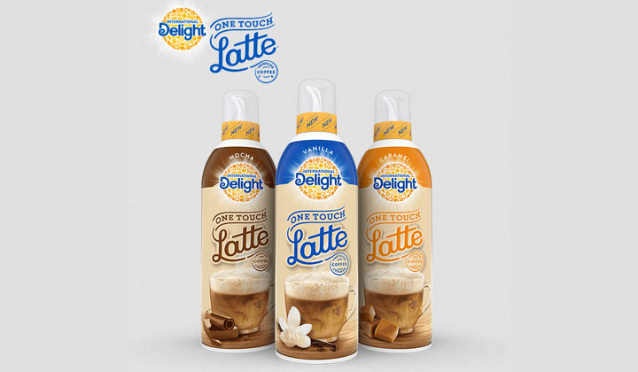FREE International Delight One Touch Latte at Kroger (US Only)