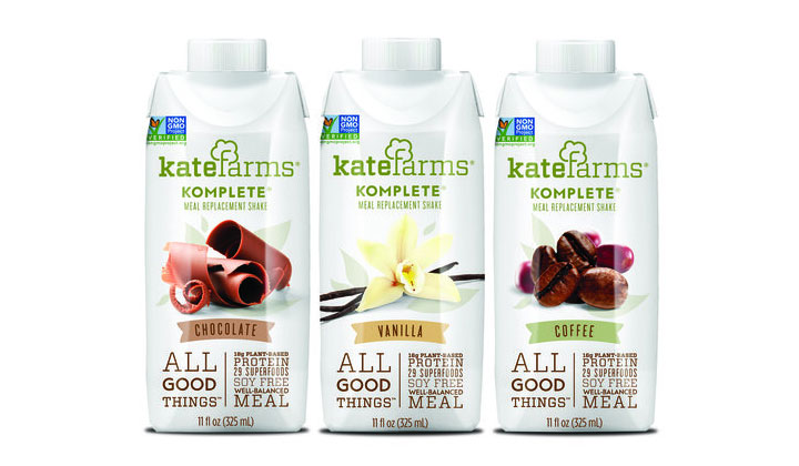FREE Kate Farms Nutrition Sample (US Only)