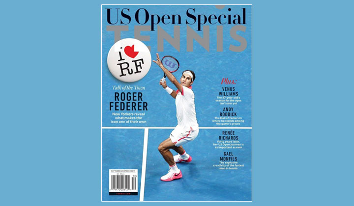 FREE Tennis Magazine Subscription!