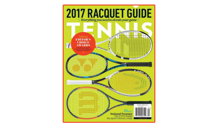 FREE Tennis Magazine Subscription (US Only)