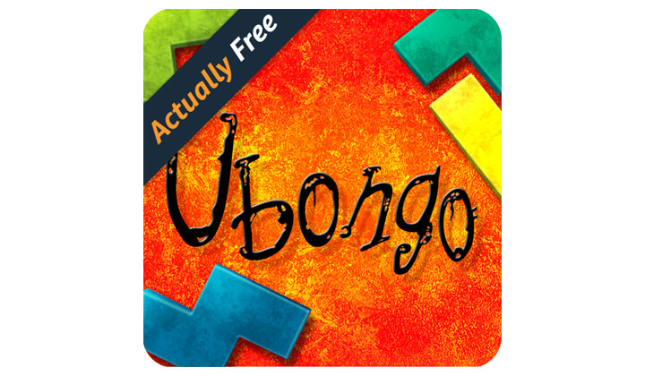 Ubongo Puzzle Challenge for iPhone and iPad for FREE (US, UK & CA Only)