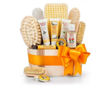 Burt's Bees Spa Gift Basket Giveaway! (US Only)
