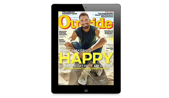 FREE Outside Magazine Subscription (US Only)