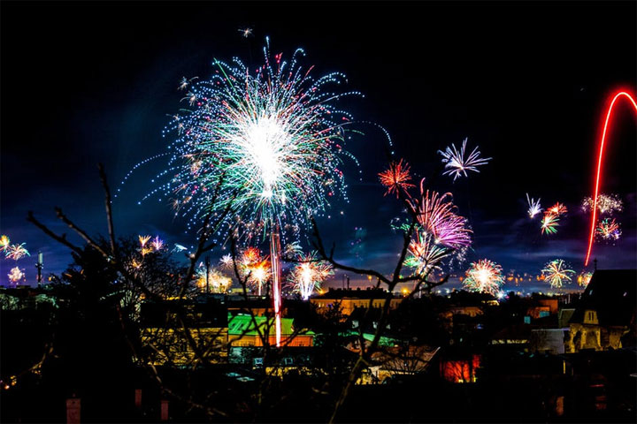 Provide a Fireworks Display for Your 4th of July Party without Breaking the Bank