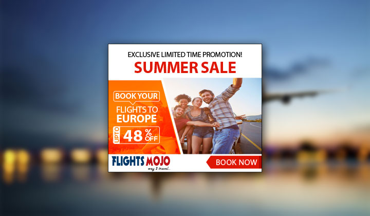 Flights Mojo – 48% OFF (US & CA Only)