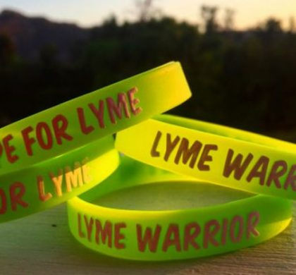 Get Your Free Lyme Warrior Wristband