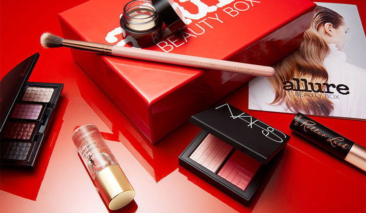 Allure Beauty Box Sweepstakes