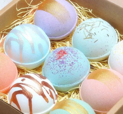 FREE Bath Bomb Sample (US Only)