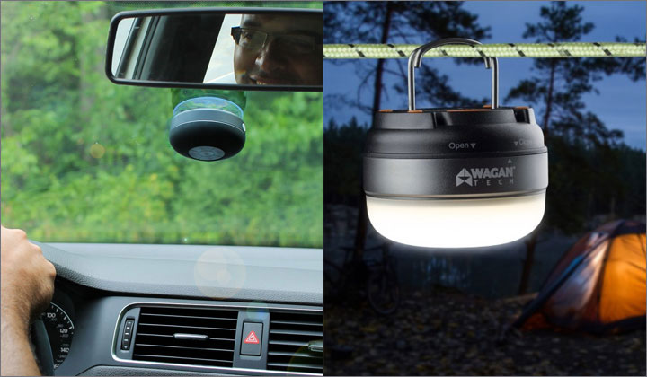 FREE Bluetooth Speaker or Dome Lantern – Smokers 21+ (US Only)