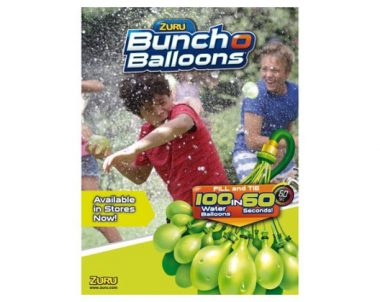 FREE Bunch O Balloons Pack from TopCashBack (US Only)