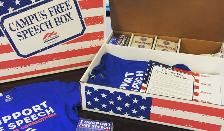 FREE Campus Activism Kits from Young America's Foundation (US Only)