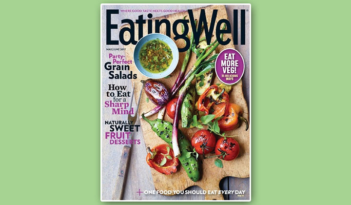 FREE EatingWell Magazine Subscription (US Only)