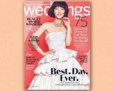 FREE Martha Stewart Weddings Subscription (US Only)
