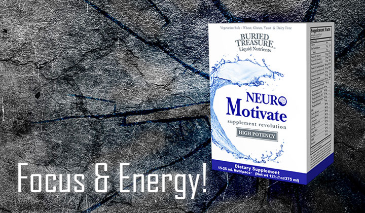 FREE Neuro Motivate Sample (US Only)