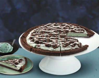 FREE New Mint Chocolate Chip Polar Pizza Ice Cream Treat! (US Only)