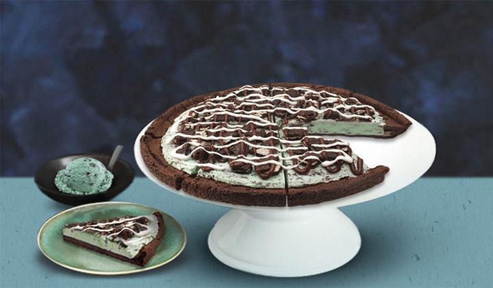 FREE New Mint Chocolate Chip Polar Pizza Ice Cream Treat! (US Only)