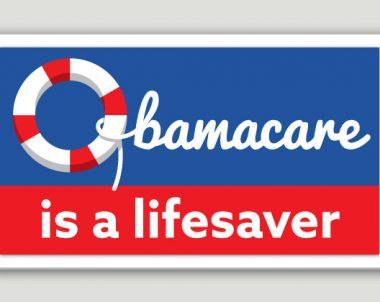 FREE Obamacare Lifesaver Sticker! (US Only)