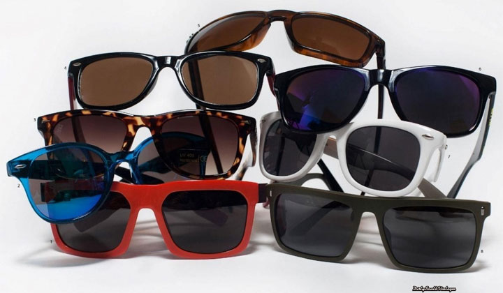 FREE Promotional Sunglasses from Dirty South Vintage (US Only)
