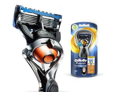 Gillette Fusion Proglide Flexball Razor for Free (AU Only)