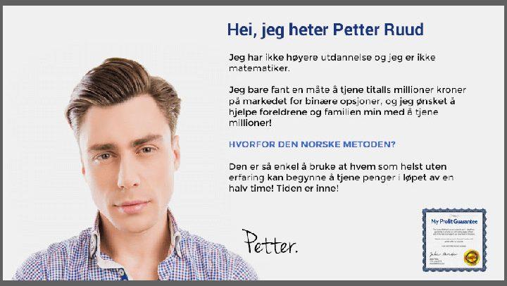 Norwegian Method Deposit (Norway Only)
