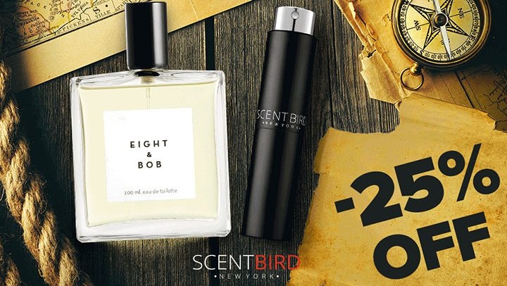 Scentbird Perfume Subscription (US Only)