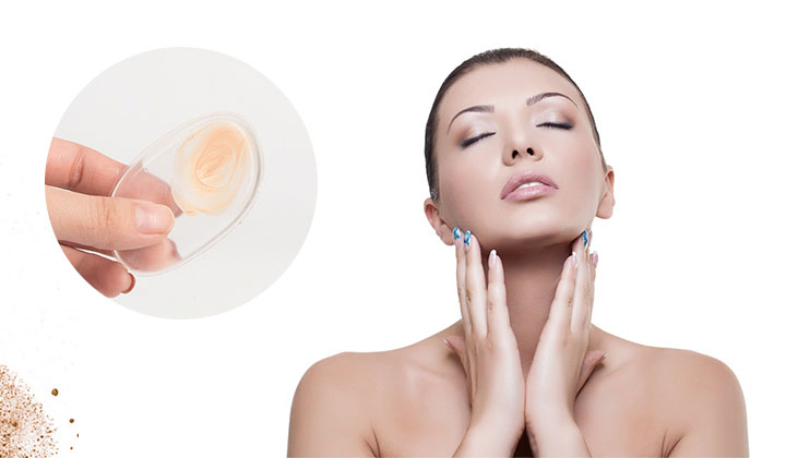 The Ultimate Miracle Silicone Makeup Sponge