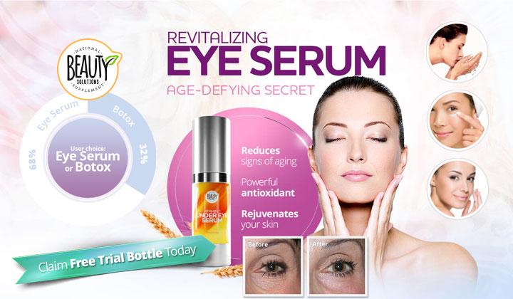 Apex Vitality Eye Serum – Under Eye Serum (US & CA Only)