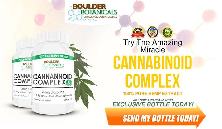 Boulder Botanicals Cannabinoid Complex (US Only)