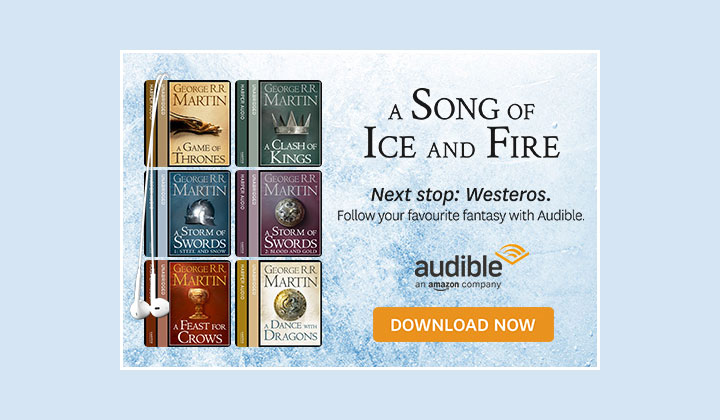 Download Audible App (US Only)