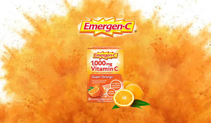 Emergen-C Free Sample