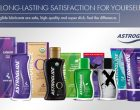 FREE Astroglide Sample (US Only)