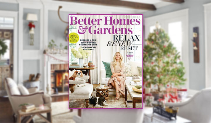 FREE Better Homes and Gardens Subscription (US Only)