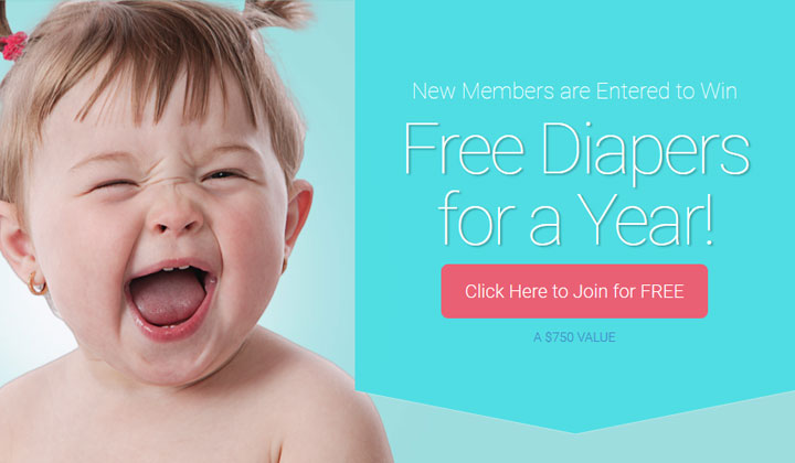 FREE Diapers Samples
