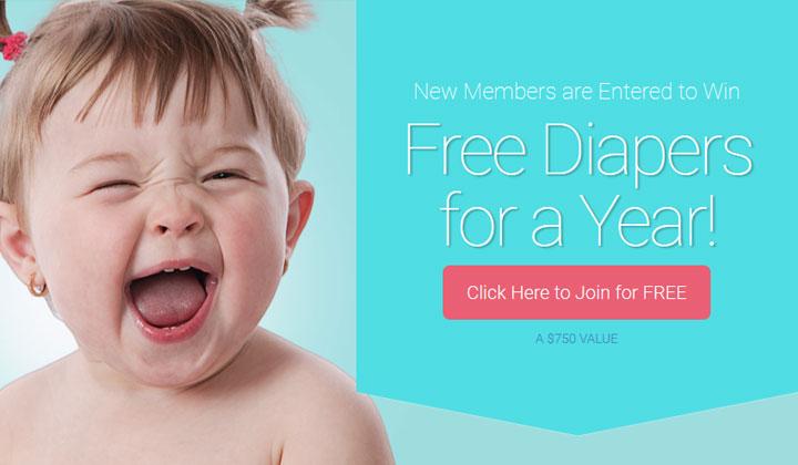 FREE Diapers Samples