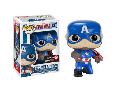 FREE Funko Pop Figure at GameStop (US Only)