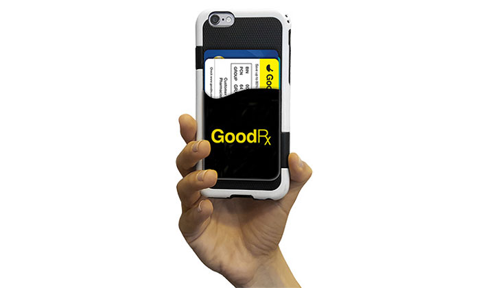 FREE GoodRx Phone Wallet