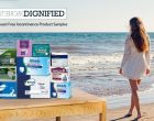 FREE Incontinence Product Samples from Discreetly Dignified