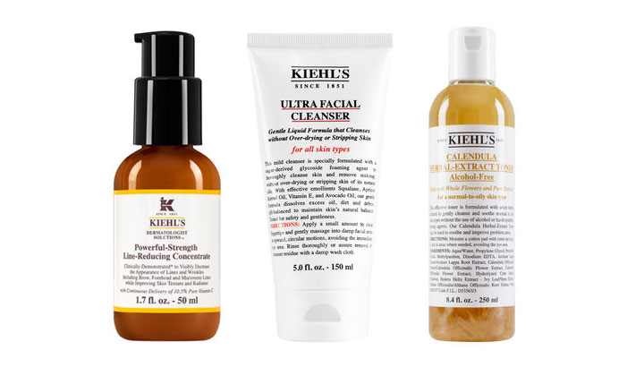 FREE Kiehl's Skincare Samples (US Only)