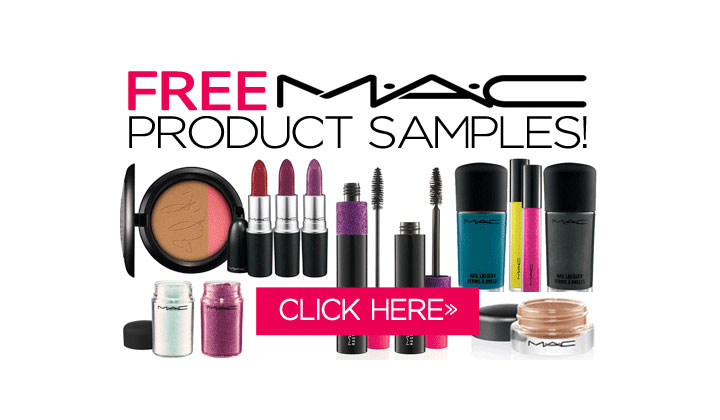 FREE MAC Cosmetics Samples