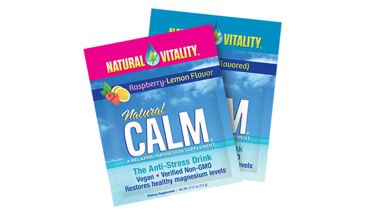FREE Natural Vitality Magnesium Supplement Sample (US only)
