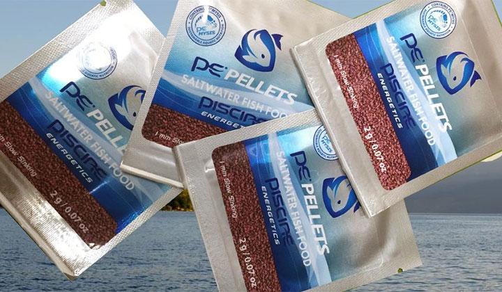 FREE PE Mysis Pellet Fish Food Sample