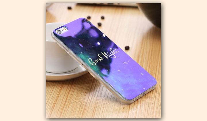 FREE Wonderful iPhone 5-7 Case