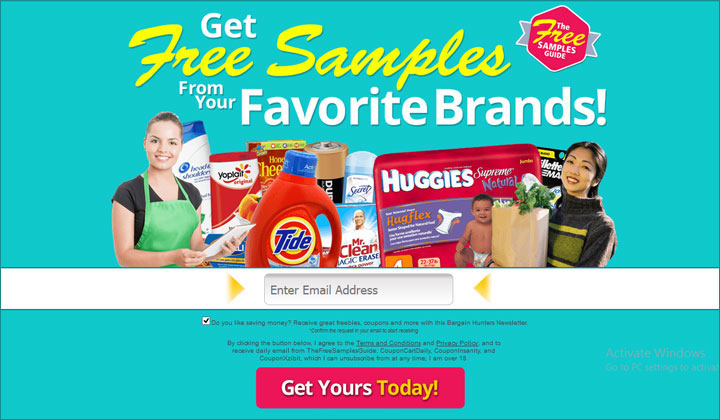 GET Free Samples Guide