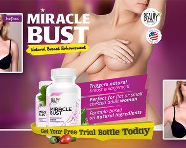 Miracle Bust Free Trial (US & CA Only)