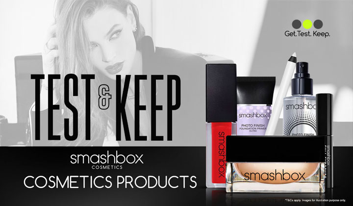 Smashbox Cosmetics (UK Only)