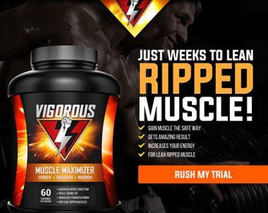 Vigorous Muscle Maximizer (US Only)