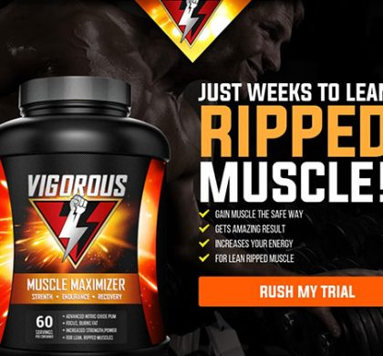 Vigorous Muscle Maximizer (US Only)