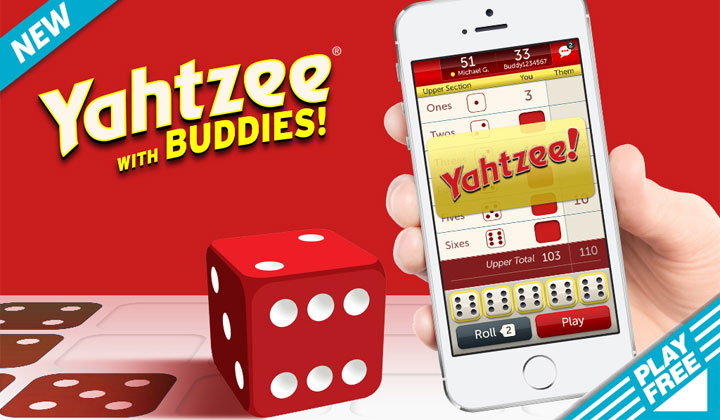 Yahtzee with Buddies App (US Only)