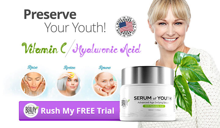 Apex Vitality Serum of Youth (US & CA Only)