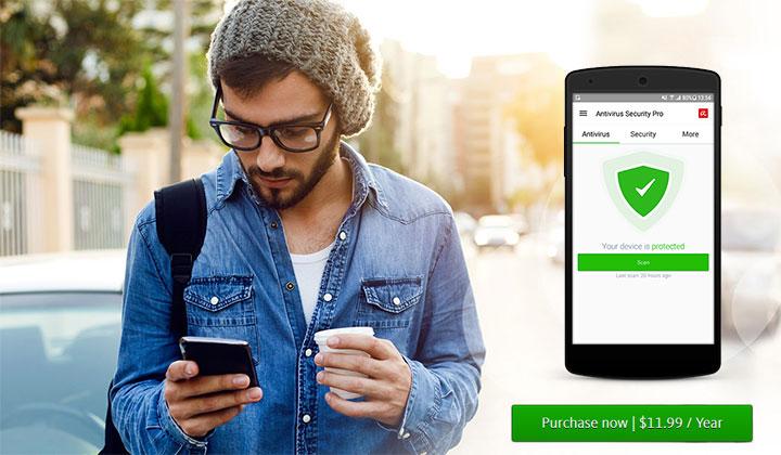Avira Antivirus Pro for Android (Sale)